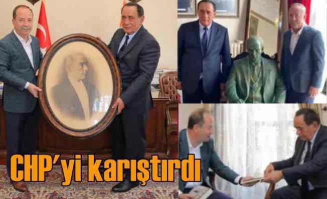 Alaattin Çakıcı'yı ağırlayan CHP'li başkana inceleme