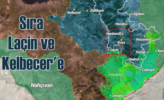 Azerbaycan'da son durum | İran sınırı Ermeniler'den temizlendi