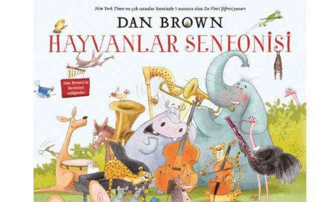 Dan Brown ilk sesli ve çocuk kitabını D&R'da anlatıyor | Kitap