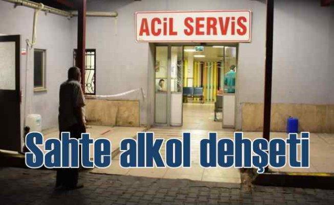 Kırıkkale ve İzmir sahte içki faciası   7 kişi can verdi