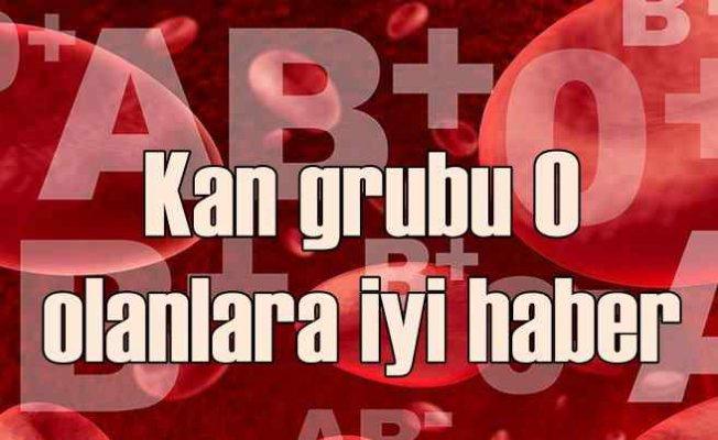 Kan grubu 0 olanlara iyi haber | Virüse karşı daha dayanaklı