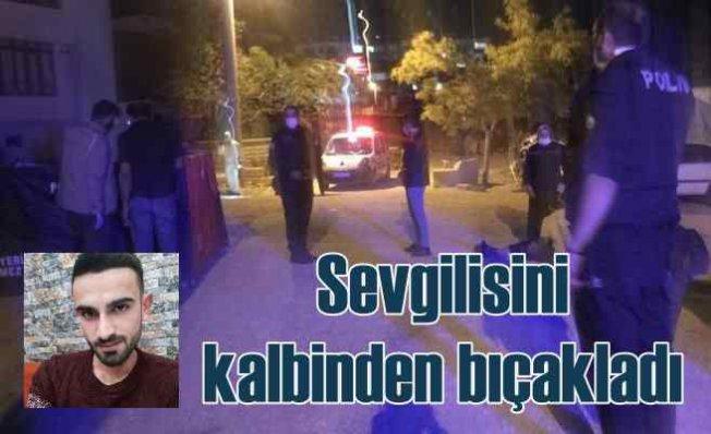 Konya'da sevgili cinayeti   Genç kadın gözaltında