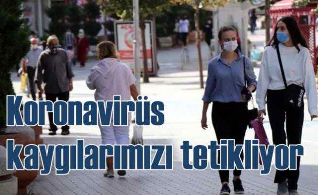 Koronavirüs kaygılarımızı tetikledi