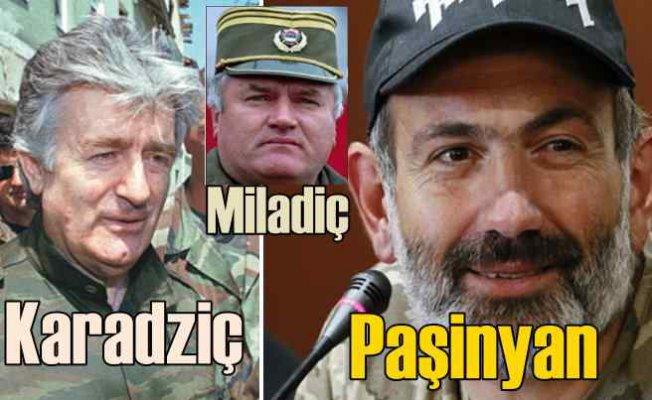 Paşinyan, Sırp kasaplara özendi   Mezarlıkta defin yapanlara saldırdı