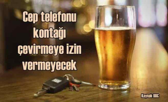 Sarhoş sürücülere cep telefonları izin vermeyecek