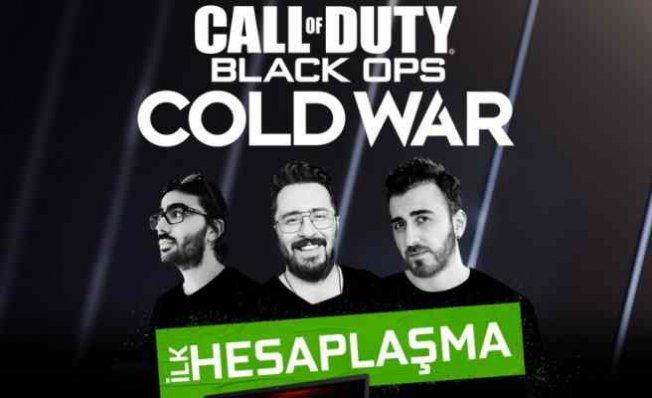 Call of Duty   Black Ops Cold War ilk hesaplaşma Turnuvası