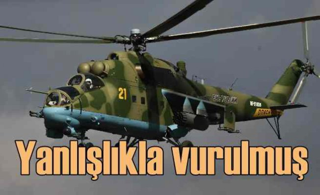 Ermenistan'da düşen Rus helikopteri | Yanlışlıkla vurulmuş