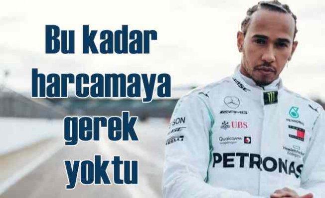 Formula 1 Pilotu'ndan İstanbul Park için sert eleştiri