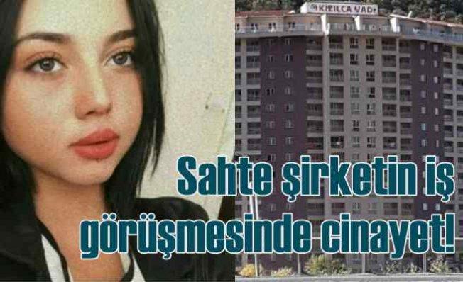 Gamze Açar cinayeti | Gamze'yi 5. kattan kim attı?