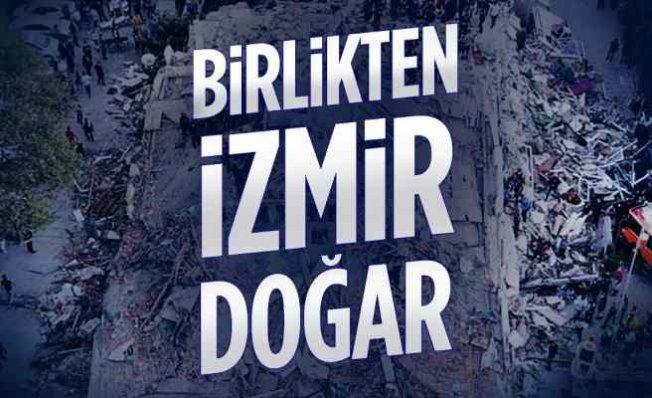 İzmir Depremi | Birlikten İzmir doğacak