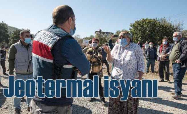 İzmir'in zeytin ormanlarına jeotermal tehdidi