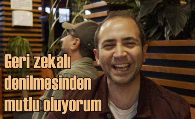 Sarp Bozkurt | Bana gerizekalı dediklerinde mutlu oluyorum