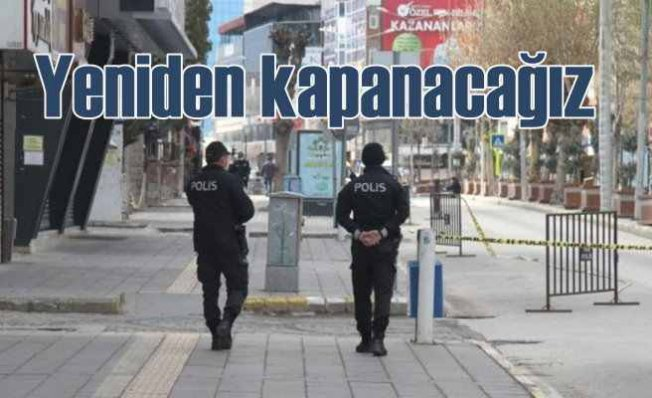Türkiye hafta sonu kapanacak   Toplu taşımaya sınırlama