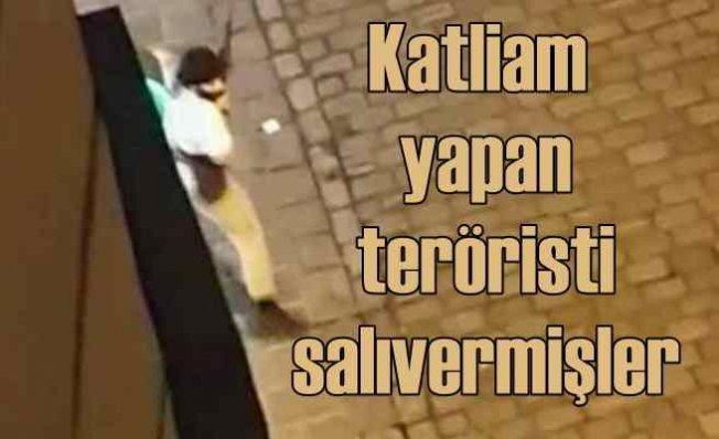 Viyana'da terör oyunu | Gece beyaz giyen ilk terörist