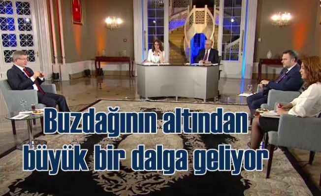 Ahmet Davutoğlu | S-400 hata, atıl tutulması hata