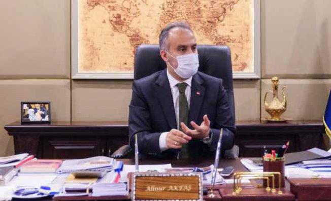 Bursa Büyükşehir Belediyesi'nden Korona mağduru esnafa büyük destek