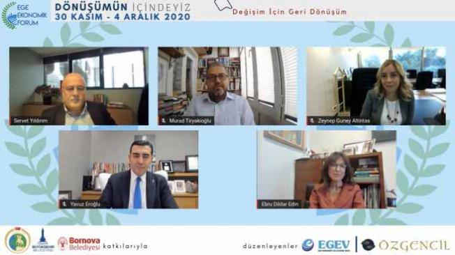 Döngüsel ekonomiyle Türkiye'de binlerce kişilik istihdam