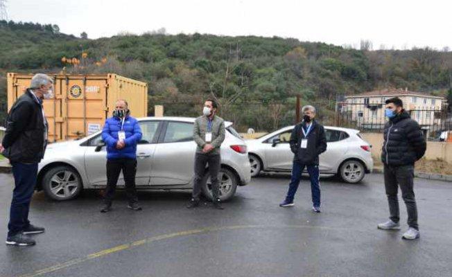 Filyasyon ekipleri Sarıyer'de koronavirüs izi sürüyor