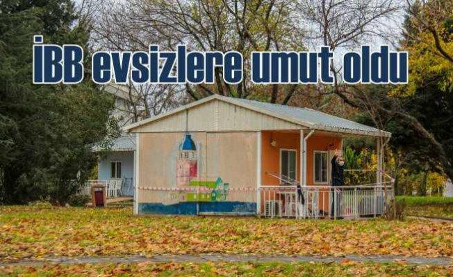 İBB, 3 bir 384 evsiz vatandaşa ev sahipliği yaptı