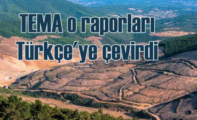 İklim değişikliği 'Arazi Özel Raporu' Türkçe'ye çevrildi