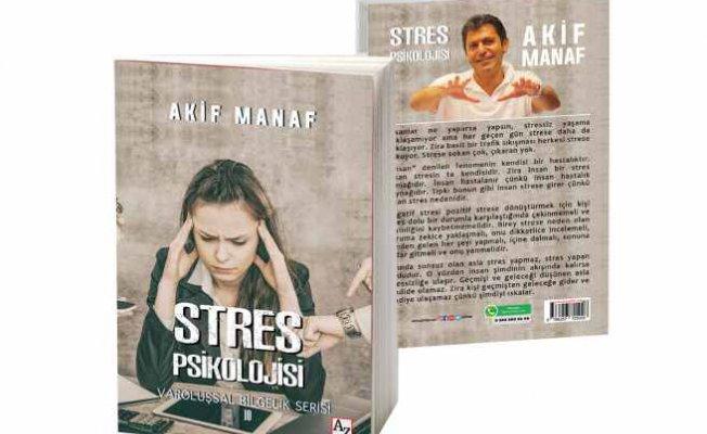 Kitap | Dünyaca ünlü yazardan stres konusunda çığır açan kitap