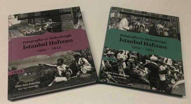 Kitap | Fotoğraflar ve Haberleriyle İstanbul Hafızasıkitabı yayında