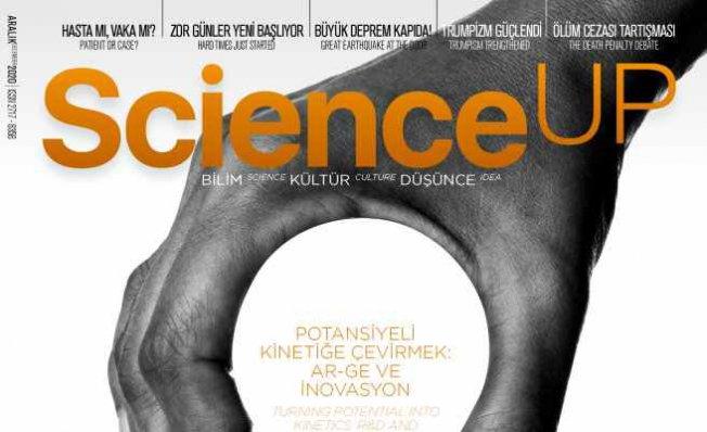 ScienceUpAralık Sayısı yayınlandı | Yeni dünya düzeni nasıl olacak?