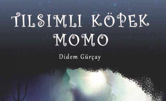 Tılsımlı köpek Momo | Kitap