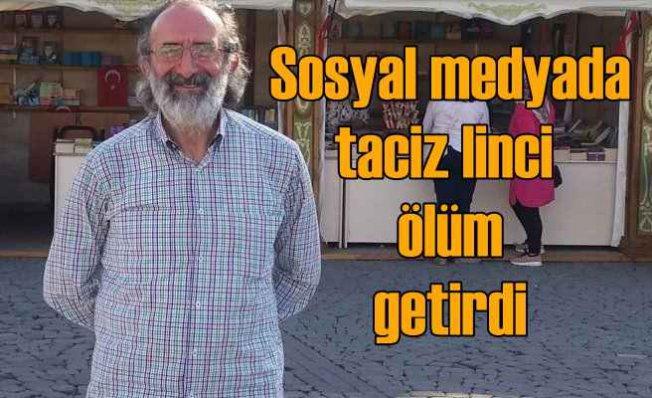 Yazar İbrahim Çolak intihar etti |Taciz iddialarına dayanamadı