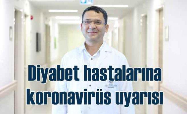 Diyabet Hastalarına Koronavirüs Uyarısı!