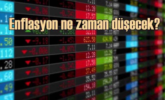 Enflasyonda düşüş ikinci yarıda