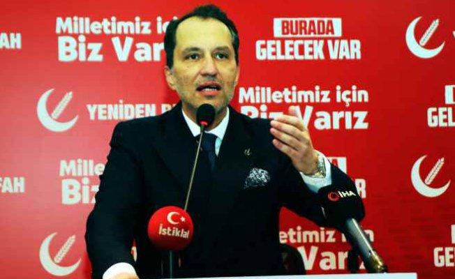 Fatih Erbakan |3. ittifak için görüşmeler yapıyoruz
