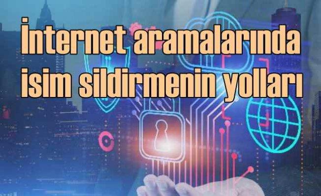 İnternet arama kayıtlarından silmenin yolları