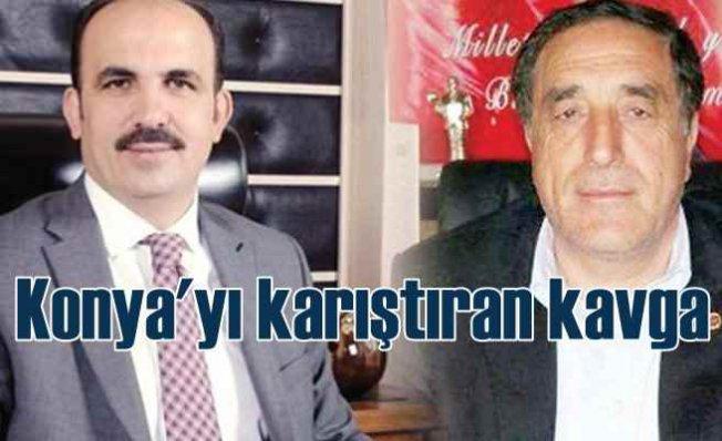 Konya'yı karıştıran olay | Belediye başkanı işçisine zam yapınca kavga çıktı