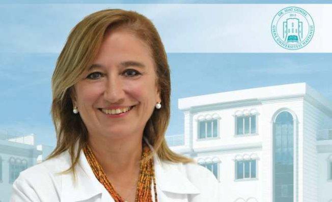 Prof. Dr. Füsun Yıldız, KKTC Cumhurbaşkanlığı'nda önemli görev