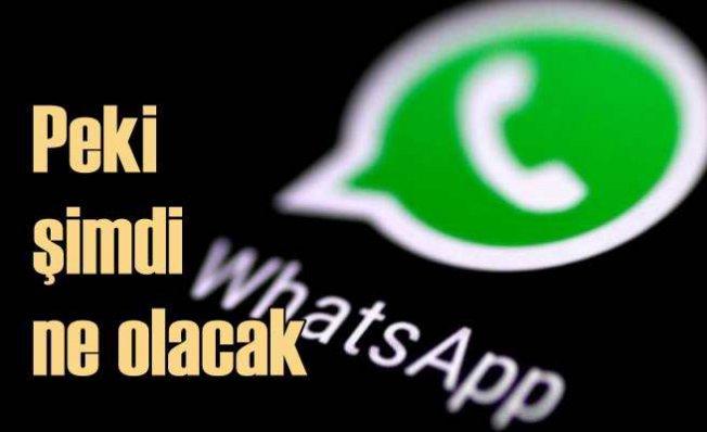 WhatsApp için karar zamanı | WhatsApp krizi nasıl çözülecek?