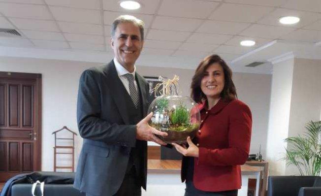 Yılmaz Öztürk İBB'ye yeni Genel Sekreter Yardımcısı oldu