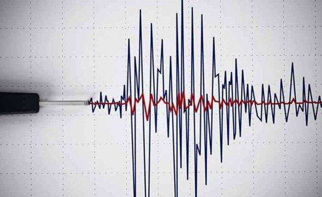 Afyon Dinar'da deprem   Dinar 4.0 ile sallandı