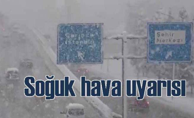 Bugün hava nasıl olacak? Meteoroloji'den soğuk uyarısı