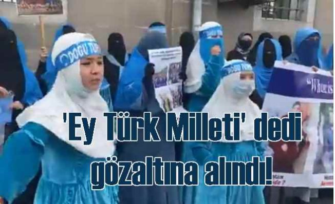 Doğu Türkistan'da zulüm var | Türk yurdunu, Türk çocuğuna çok gördüler