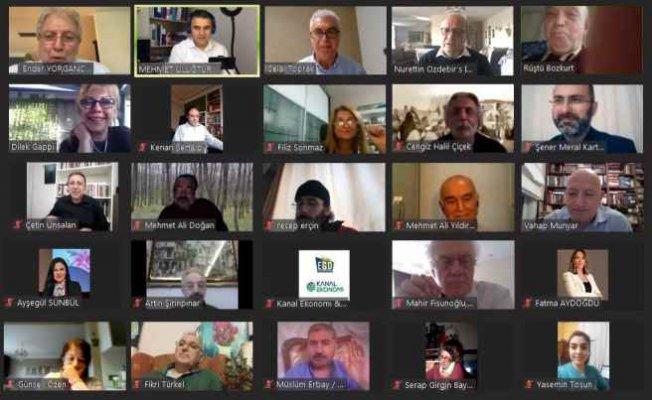 EGD | Sanayi odası başkanları 'Hukuk reformu'istedi