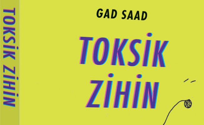 Kitap | Toksik Zihin | Düşünce özgürlüğü savaşının savunucusu