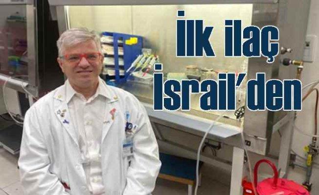 Koronavirüsü tedavi eden ilk ilaç İsrail'den