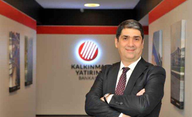 Rüzgar türbinleri Türkiye Kalkınma ve Yatırım Bankası desteğiyle dönüyor