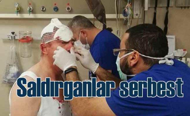 Selçuk Özdağ'a saldıranlar serbest bırakıldı