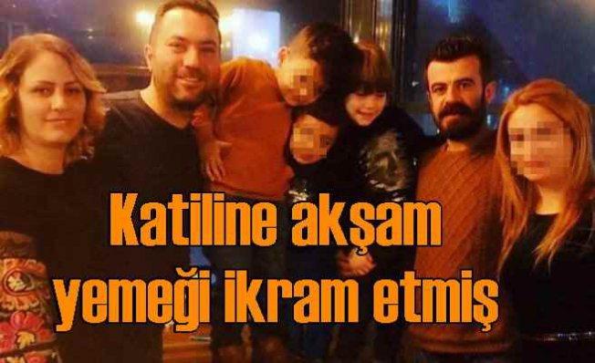 Tokkal ailesini katleden cani tutuklandı