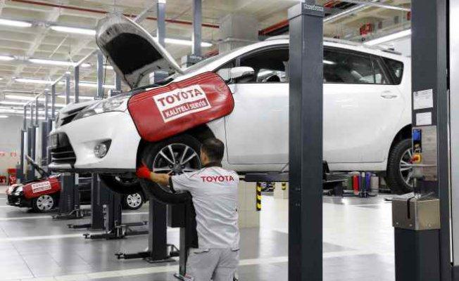 """Toyota Plaza Kar'ın Fırsatlarla Dolu """"İlkbahara Hazırlık"""" Servis Kampanyası"""