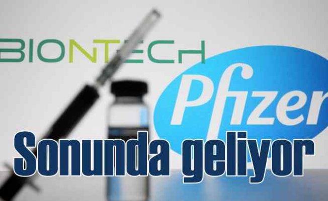 Bakan Koca açıkladı | 4.5 milyon BionTech aşısı geliyor