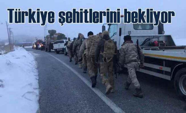 Bitlis'ten acı haber | Şehit sayımız 11'e yükseldi