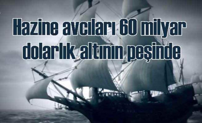 Define avcıları 3 milyon batık geminin peşinde
